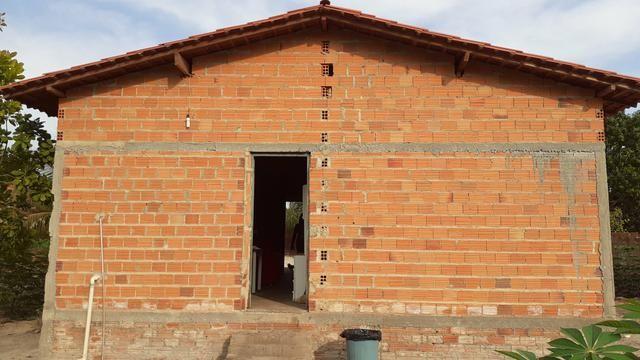 Vende-se casa no centro de altos - Foto 7