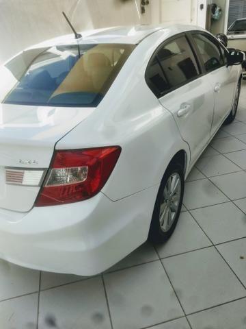 Honda Civic 2013 lxl automático