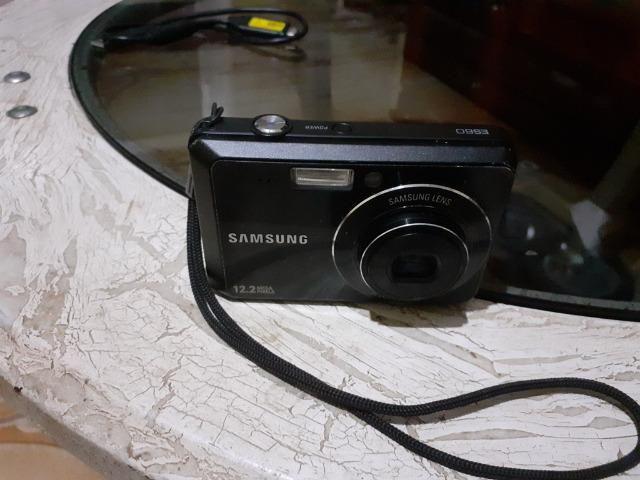 Câmera Fotográfica Samsung Zoom Lens 12.2 Mp - Foto 4