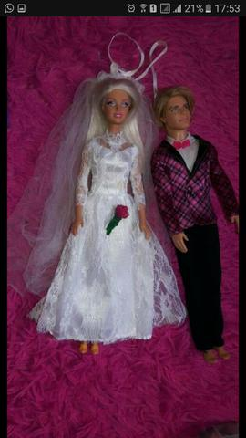 Barbie e ken noivos - Foto 3