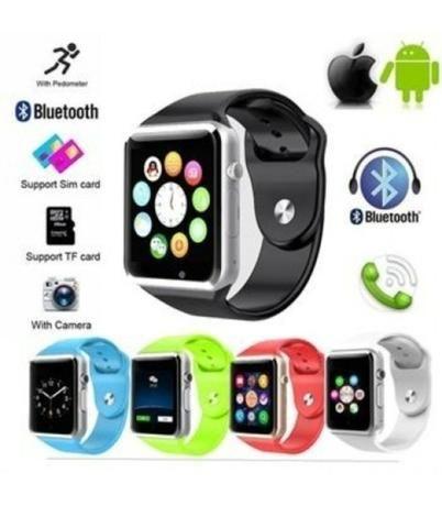 Relógio Smartwatch Recebe Notificações Whatsapp Com Bluetooth - Foto 2