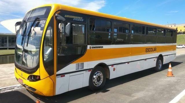 Ônibus Mercedes OF 1722 Busscar Pluss 2005