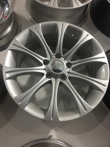 Jogo de rodas BMW aro 18 5x120 m3 320 - Old Garage