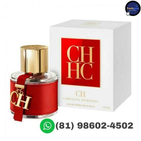 c6ffe9f2c6f55 Perfume Importado Feminino Ch Carolina Herrera 50ml Original ...