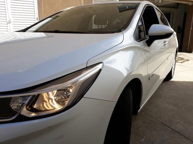 Cruze 2017 turbo 1.4 LT Único Dono, garantia até 2020 pela fábrica* (ÚNICO dono) - Foto 4