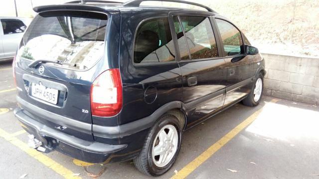 Gm Chevrolet Zafira 20 Cd 20 8v Mpfi 5p Mec 2001 574533745 Olx