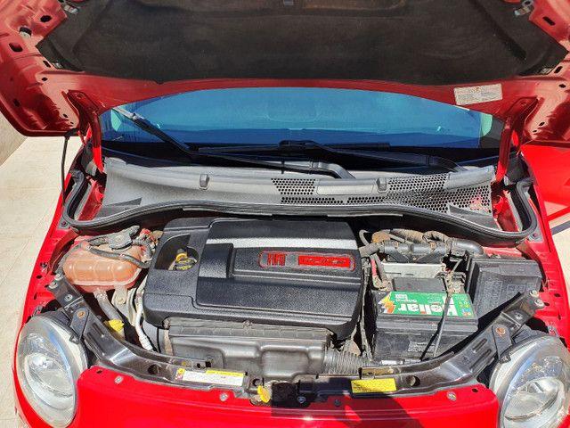 Fiat 500 automático /teto  - Foto 11