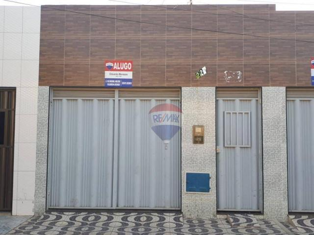 Casa com 2 dormitórios para alugar por R$ 500,00/mês - Tiradentes - Juazeiro do Norte/CE - Foto 8