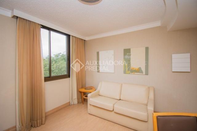 Apartamento para alugar com 1 dormitórios em Rio branco, Porto alegre cod:318005 - Foto 4