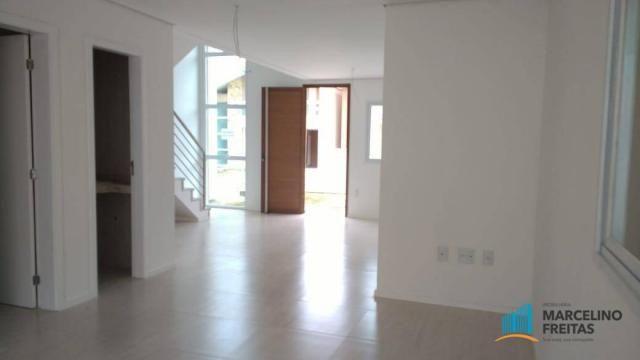 Casa com 3 dormitórios para alugar, 176 m² por R$ 2.509,00/mês - Precabura - Eusébio/CE - Foto 10