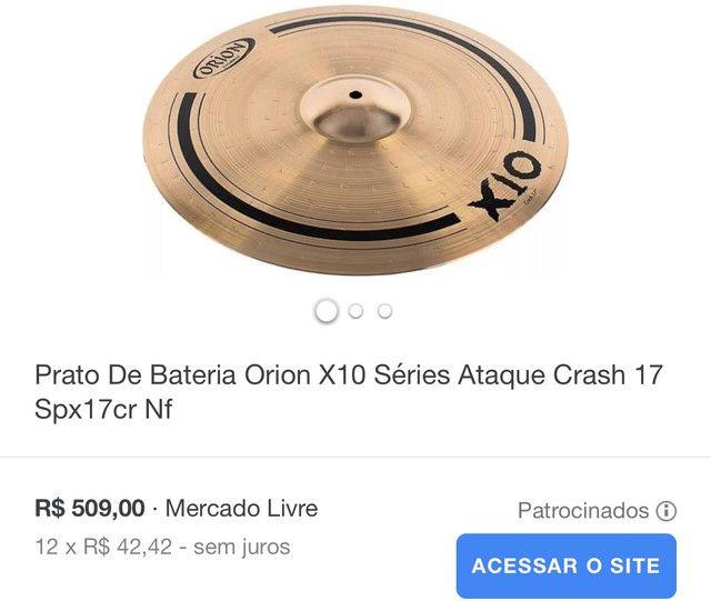 Orion x10 Crash 17?. Oportunidade