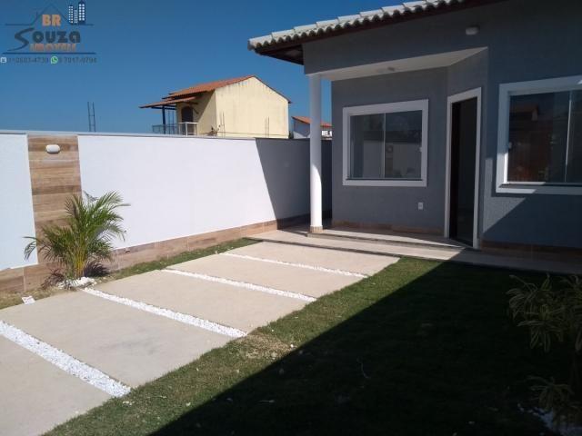 Casa Linear para Venda em Jardim Atlântico Leste Maricá-RJ - Foto 2