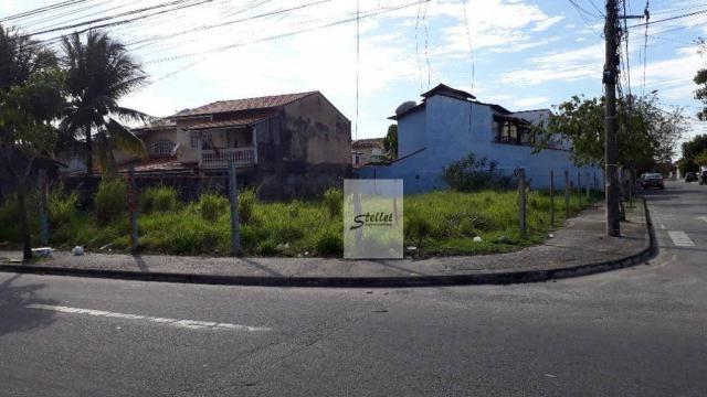 Terreno à venda, 550 m² por R$ 480.000 - Jardim Mariléa - Rio das Ostras/RJ - Foto 2