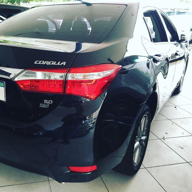 Toyota Corolla XEi 2016 Aut - Foto 3