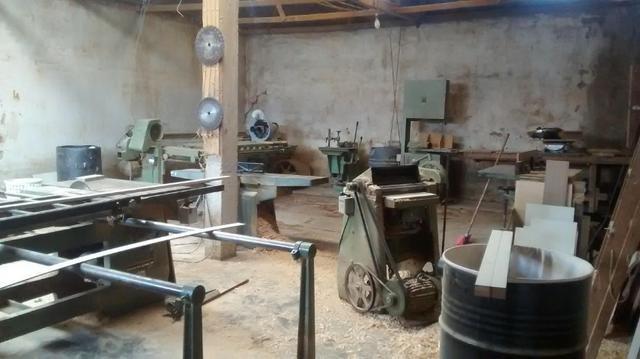 Barracao aluga-se com maquinaria para fabrica de moveis - Foto 3