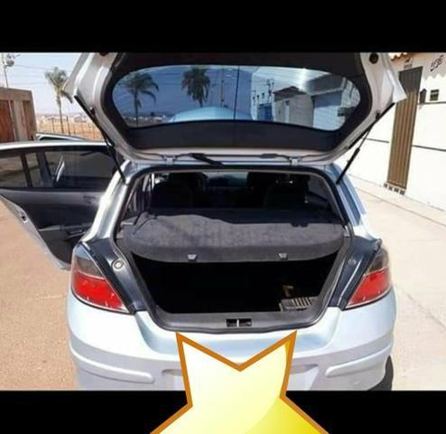 Vendo Vectra gt em ótimo condições pego carro do meu interesse(golf.i30) - Foto 4