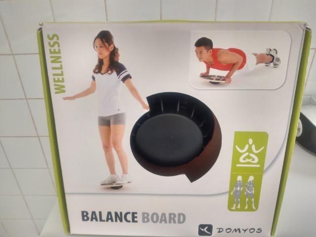 Balance board para varios exercicios !