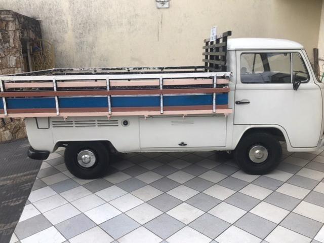 Perua vw/kombi carroceria 1986 - Foto 2