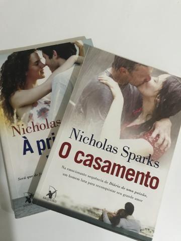 Livros Nicholas Sparks - Foto 3