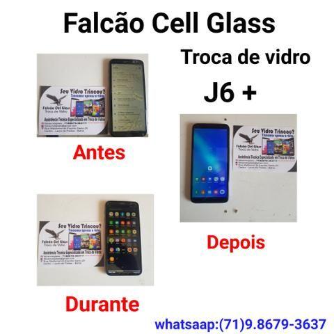 Troca de vidros de Smartphones - Foto 3