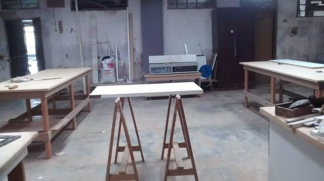 Barracao aluga-se com maquinaria para fabrica de moveis - Foto 5