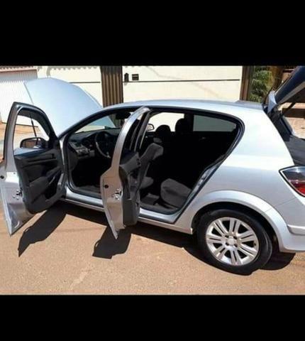 Vendo Vectra gt em ótimo condições pego carro do meu interesse(golf.i30) - Foto 5