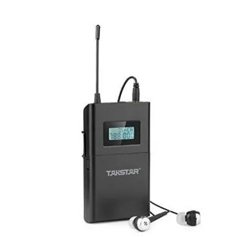 Takstar wpm 200 com dois receptores - Foto 3