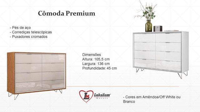 Entrega rápida - Cômoda Premium