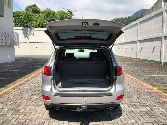 Hyundai Santa Fé Blindada ( Blindagem Centigon Nivel 3A ) - Foto 9