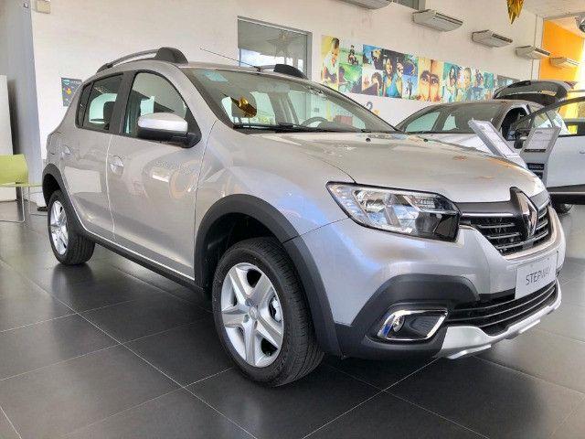 Renault Stepway Zen 1.6 2022 Ent. De R$ 21.990,00 + 48X DE R$ 1.148,00 + parcela final