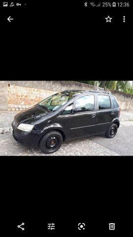 Fiat Idea 2007/8 ELX FLEX