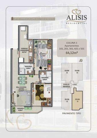 Apartamentos em construção no centro de mesquita - Financiamento - Foto 4