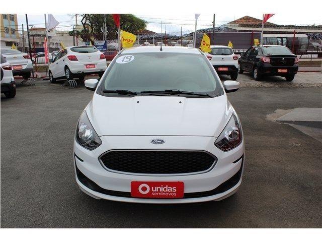 Ford Ka Se Tivct 1.0 2020 Completo - Foto 6