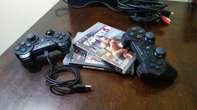 PS3 - PlayStation 3 - Foto 4