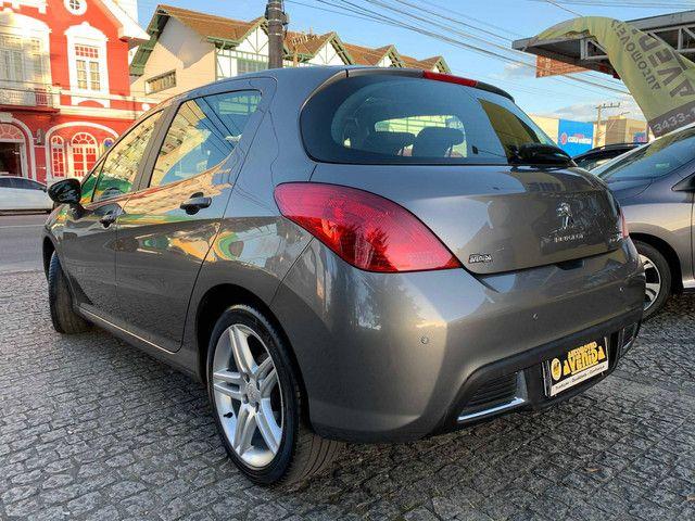 308 2013 2.0 ALLURE 16V FLEX 4P AUTOMÁTICO - Foto 5