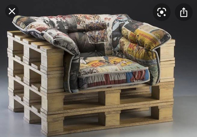 Pallet, móveis e decoração  - Foto 2