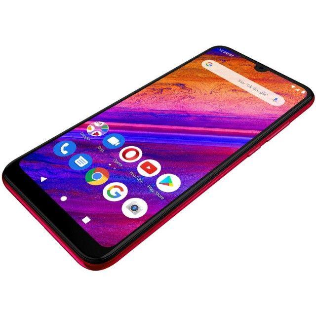 Smartphone Blu G8 G0170ll Lte 64Gb Tela 6.3 Vermelho - Promoção - Foto 3