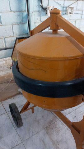 Betoneira 120 litros nova  - Foto 3