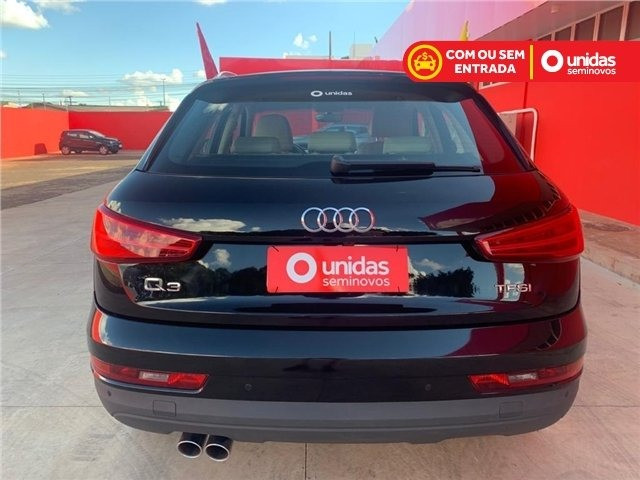 Promocional* Q3 Prestige Plus Tfsi Flex 4x2 At 1.4 2019 - Foto 4