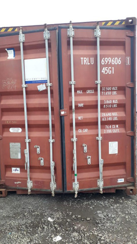 Containers a venda HC40 DC40 DC20  - Foto 2