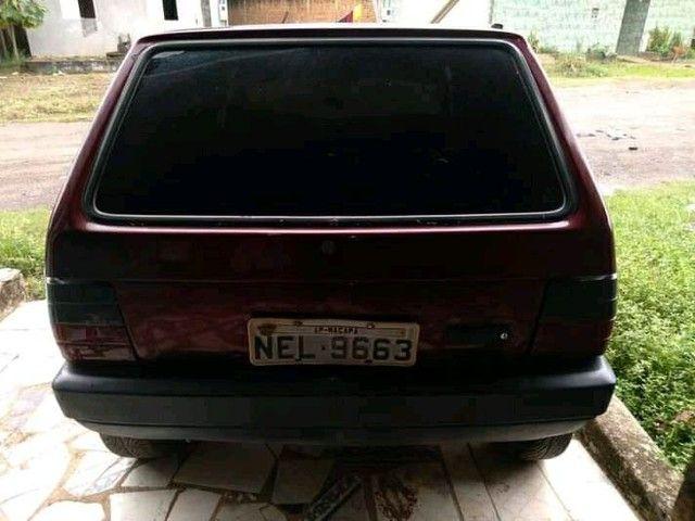 Vende- se carro Fiat Uno 1996( 5.500 R$) - Foto 2