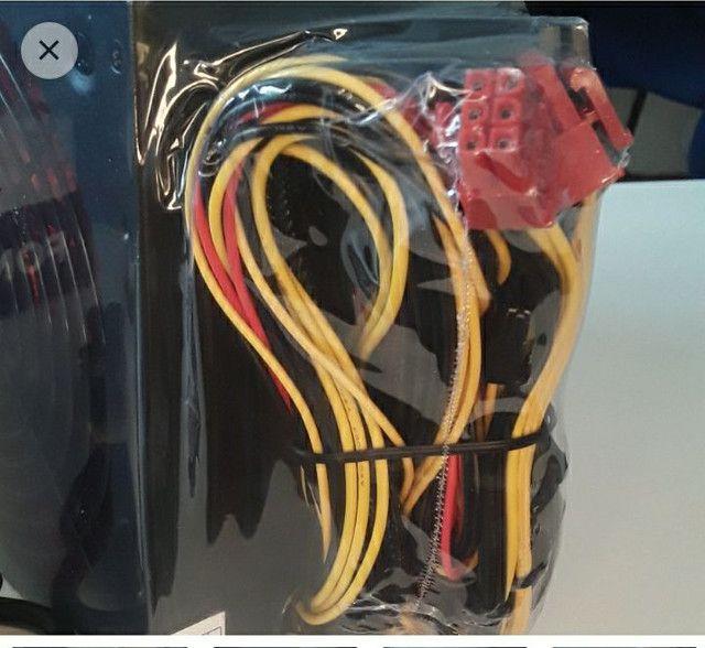 Fonte para PC ATX 600W - Foto 3