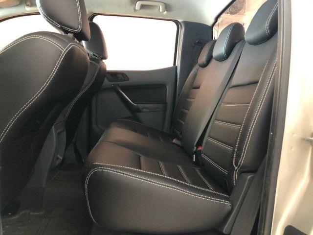 Ranger 2.2 XLS 4x4 Diesel (aut) revisões na concessionária 2021 pago - Foto 8