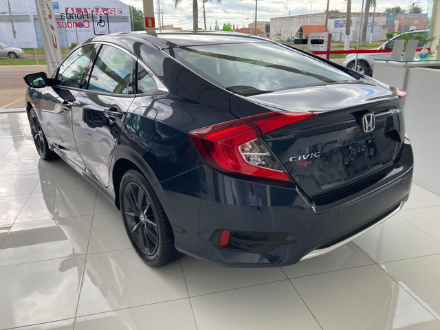 Honda Civic EXL 2.0 i-VTEC CVT - Foto 5