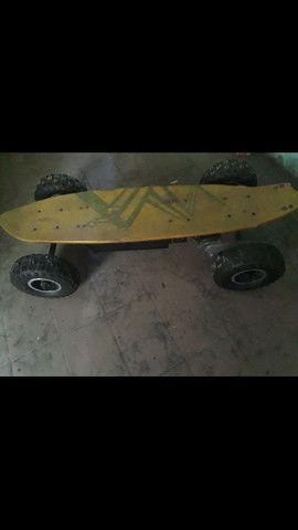 Skate elétrico  - Foto 6