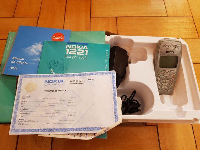 Celular Nokia 1221 (Leia o Anúncio)