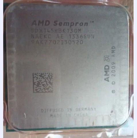 Processador Amd Semprom 145 2.8 Ghz, 1 Mb De Cache