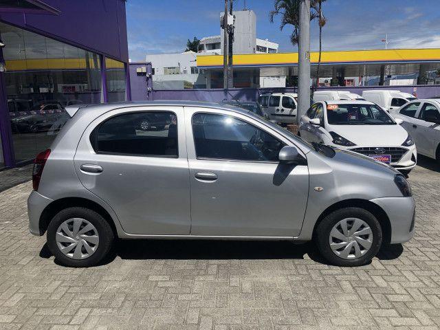 Toyota Etios X 1.3 (Aut) (Flex) - Foto 3