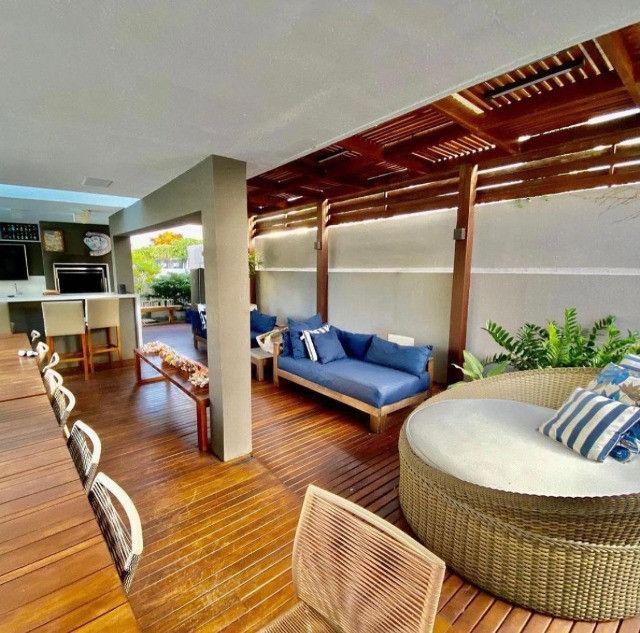 Casa no cond. Laguna em Marechal Deodoro com piscina e área gourmet