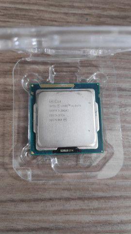 Processador Intel Core I5-3470 De 4 Núcleos E 3.2ghz Com Gpu + Pasta térmica - Foto 3